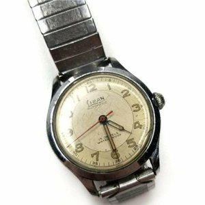 Vintage 1950s Liban Automatic Watch Stainless